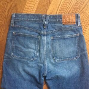 J. Crew Jeans - J. Crew Point Sur vintage cropped jean